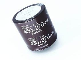 Capacitor Eletrolítico 270uf X 450v Para Reparo Eletrônicos