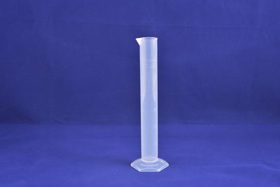 Probeta De Plastico Graduada De 1 Litro.