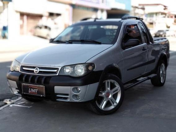 Fiat Strada Adventure 1.8 8v (flex) (cabine Estendida) Fle