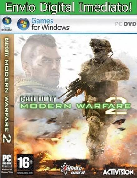 Call Of Duty Modern Warfare 2 Pc Hd Original Envio Imediato
