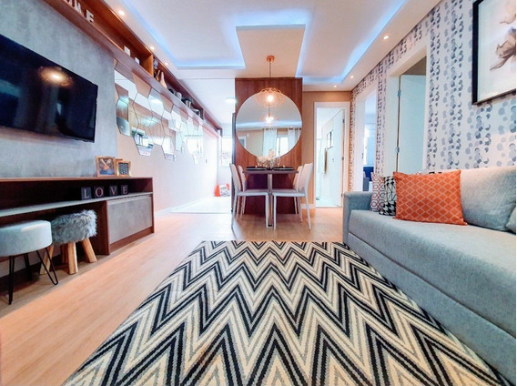 Apartamento Novos Com Parcelas De 399 Reais