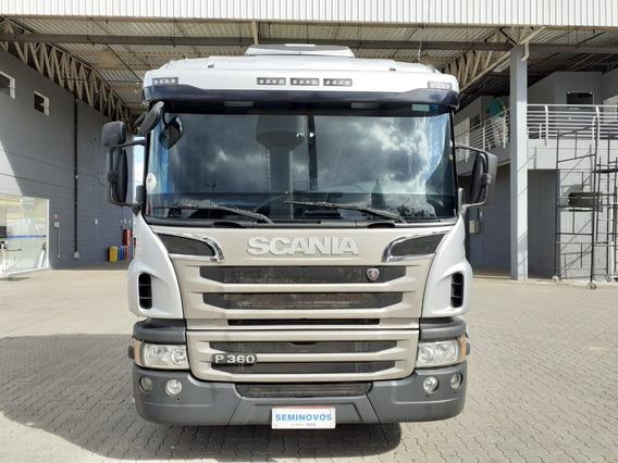 Scania P 360 6x2 Prata Opticruize 2014/15