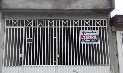 Imagem 1 de 28 de Sobrado À Venda, 3 Quartos, 1 Suíte, 2 Vagas, Selecta - São Bernardo Do Campo/sp - 62411