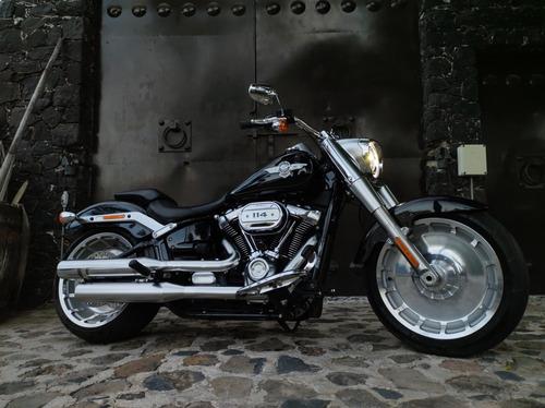 Imagen 1 de 9 de Harley Davidson  Fat Boy