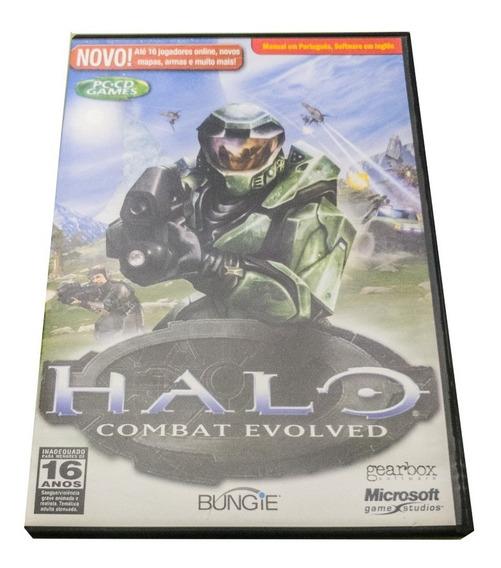 Halo - Combat Evolved - Usado - Original