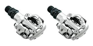Pedales Automáticos Bicicletas Montaña Shimano M520