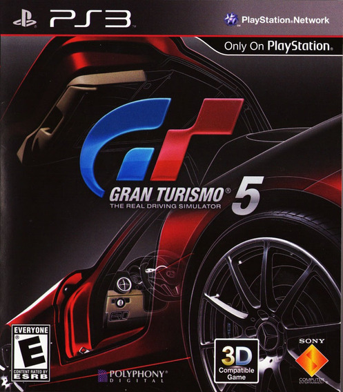 Jogo Gran Turismo 5 Ps3 Playstation 3 Português Pronta Entre
