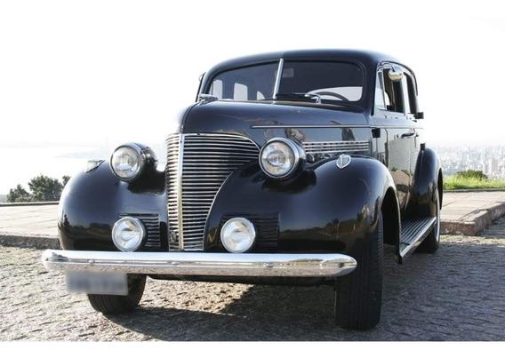 Chevrolet Master Deluxe 1939 39 - Antigo - Original