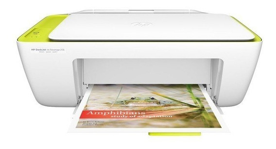 Impressora Hp Deskjet Ink Advantage 2135 3 Em 1
