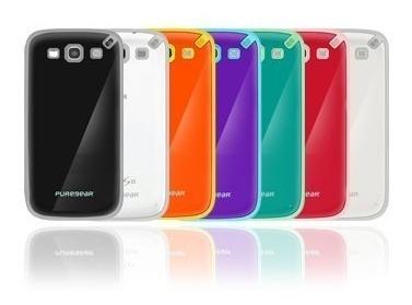 Imagen 1 de 3 de Liquidación Carcasa Galaxy S3 Poliuretano Varios Colores