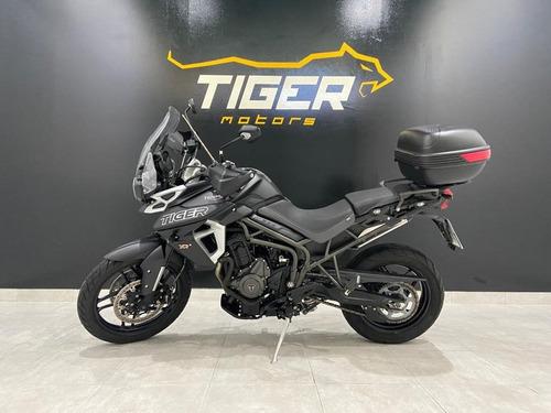 Imagem 1 de 13 de Triumph Tiger 800 Xrx 2019 - 17.300km