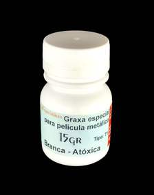 Graxa Fusor Película Metálica Hp 15gr T1 (atóxica) Ta