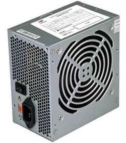Fonte 450w Reais C3 Tech 24 Pinos Cooler 120 ( Reembalado )