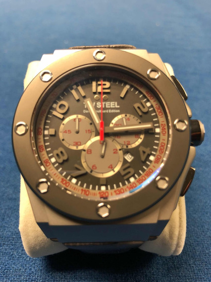 Reloj Caballero Tw Steel Edicion Especial David Coulthard