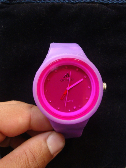 Relógio adidas Pulseira Silicone