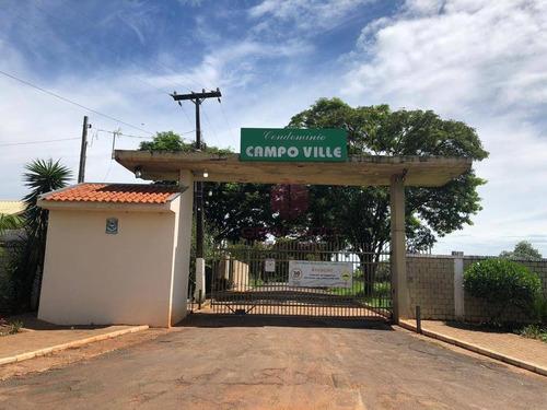 Terreno À Venda, 717 M² Por R$ 140.000,00 - J. R. Lazaro - Mandaguaçu/pr - Te0065