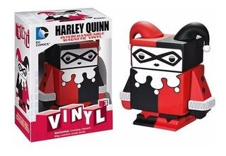 Harley Quinn Funko Vinyl Magnetic Batman Serie Animada Joker