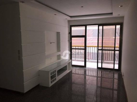 Apartamento Residencial À Venda, Icaraí, Niterói. - Ap0692