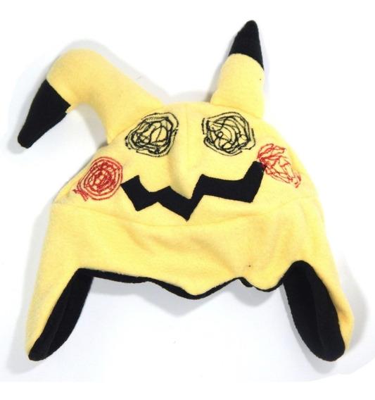 Gorro Invierno Pokemon Mimikyu Hada Ash Pikachu Envío Gratis