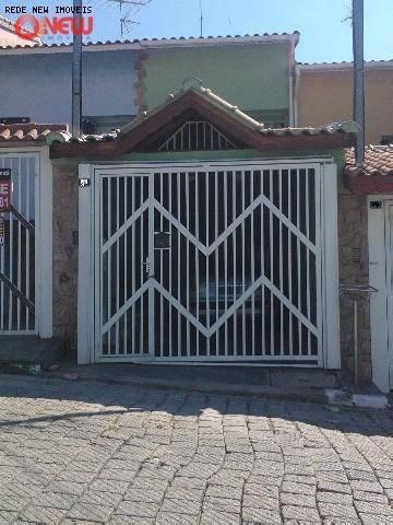 Sobrado Residencial À Venda, Vila Das Bandeiras, Guarulhos - . - So0310