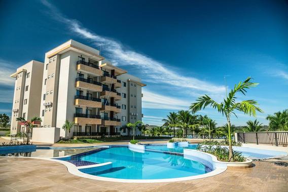 Flat - Apart Hotel No Marina Flat (cota) Quitado. Act Carro