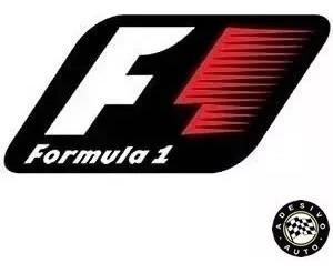 Adesivos F1 Formula 1 Sticker A Pronta Entrega