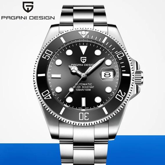 Relógio Pagani Design Automático