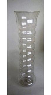 Florero Espiral Centro De Mesa De Plastico