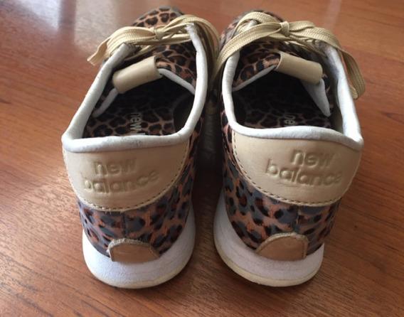 Zapatillas Nb Mujer Animal Print New Balance