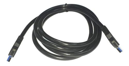 Cable Usb A Usb 3.0 Macho A Macho Trautech Energia 1.80 Mts