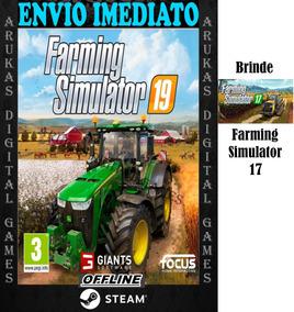 Off- Farming Simulator 19 Pc Original Steam