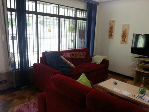 Casa Terrea No Bairro Vila Vivaldi Em Sao Bernardo Do Campo Com 03 Dormitorios - V-28449