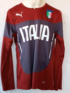 Jersey De Seleccion Italia Entrenamiento