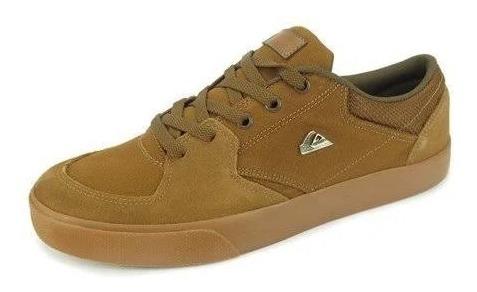 Tênis Quiksilver Original Shoe Mtw Bege (com Nota Fiscal)