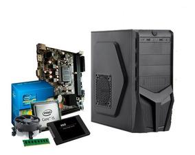Pc Intel Core I5 3.3 Ghz, 8gb Ddr3, Ssd 240gb, Promoção