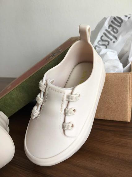 Tênis Melissa Menina Mini Ulitsa Sneaker