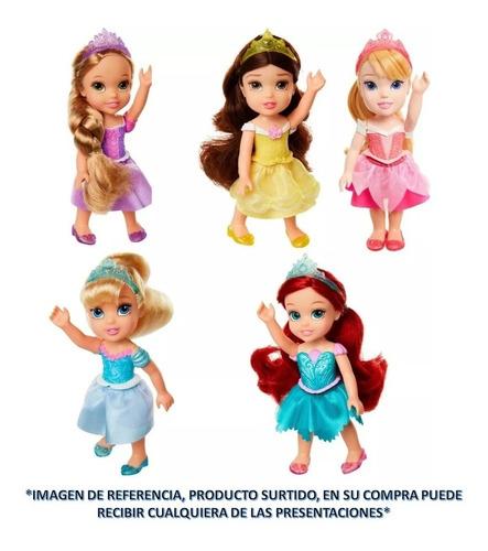 Disney Princesa Muñeca Petit Surt. Jakks Pacific Inc - 70896