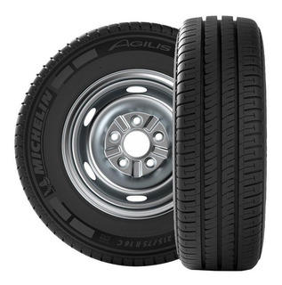 Kit X2 Neumáticos Michelin 195/75 R16c 107/105r Agilis R
