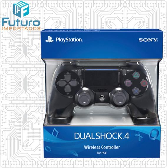 Controle Ps4 Sem Fio Dualshock 4 Cuh-zct2u Original Preto