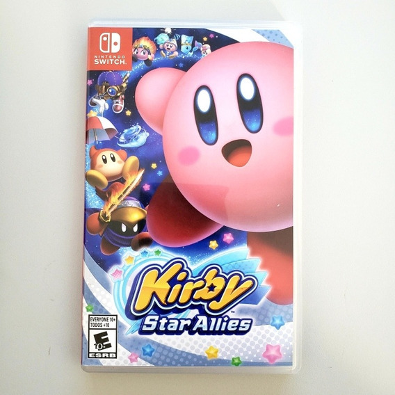 Kirby Star Allies Original Nintendo Switch