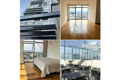 Departamento En Venta En City Towers Grand En Eje 8 Av. Popocatépetl