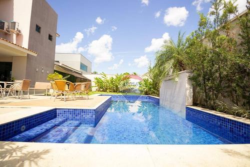 Imagem 1 de 22 de Casa Com 5 Dormitórios À Venda, 292 M² Por R$ 1.600.000,00 - Ponta Negra - Manaus/am - Ca0002