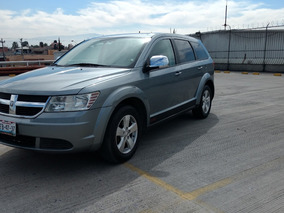 Dodge Journey 3.5 Sxt 7 Pasj Premium R-19 At 2009