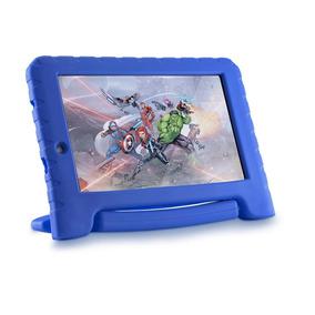 Tablet Vingadores, Multilaser, 7 , 8gb De Memória, Wi-fi,