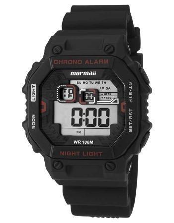 Relógio Mormaii Masculino Digital Monf006a/8r