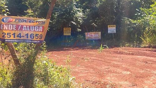 Imagem 1 de 7 de Terreno À Venda Em Chácaras De Recreio Represa - Te277722