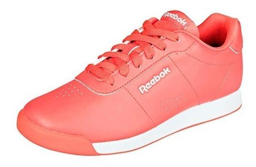 Tenis Urbano P/joven Reebok Dv4199 Rojo Pi19