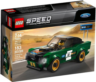 Lego® Speed Champions - Auto Ford Mustang Fastback 1968