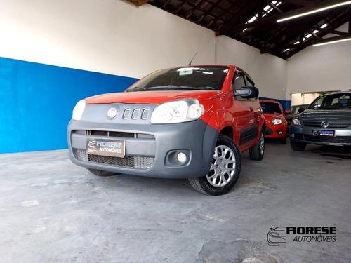Imagem 1 de 9 de Fiat Uno Evo