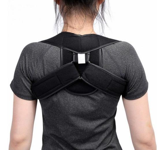 Cinturo De Espalda Ajustable Corrector De Postura Joroba
